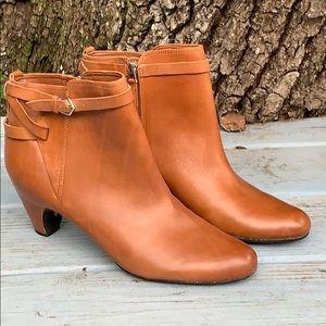 New Sam Edelman Ankle Boots Belt Detail Size 11